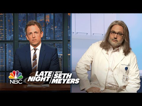 An Interview with Donald Trump's Doctor