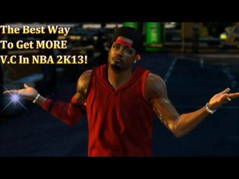 NBA 2K13 Tutorial: How to Get MORE VC FAST | Tips for Getting THE MOST VC in NBA 2K13 *EPIC MUST SEE