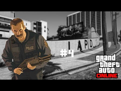 Police Online 4: GTA Patrol