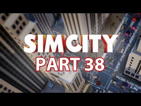 Sim City Walkthrough Part 38 - Earning the Money (SimCity 2013 Gameplay)