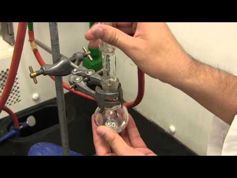 UTSC - Chemistry Lab Grignard Reaction Experiment