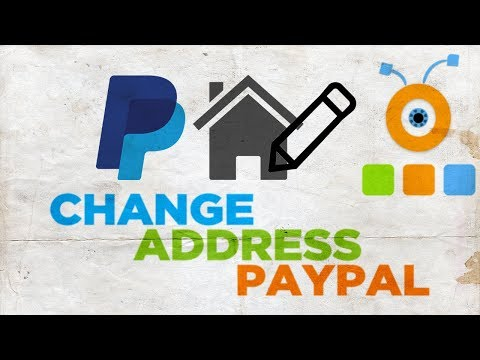 How to Change Address in PayPal Account