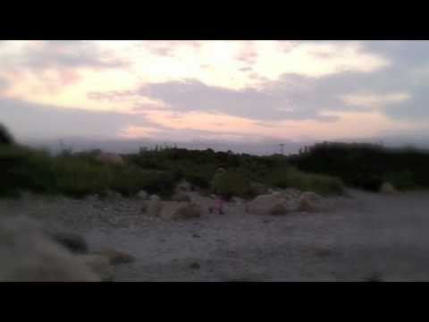 Scarborough Beach, Narragansett, Rhode Island