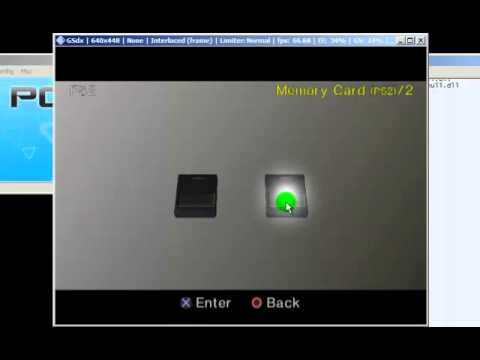How to Configure and Format Memorycard on PCSX2