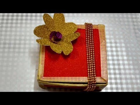 Handmade Gift for Hubby/ Husband/ boyfriend | Birthday Gift at Home/ waste Material craft | DIY