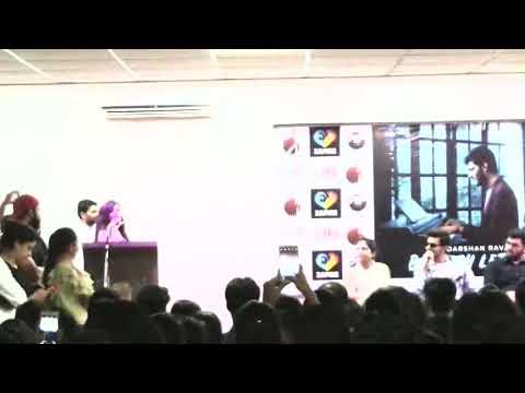 Tera ziker  Darshan raval in Bhopal   IES college 