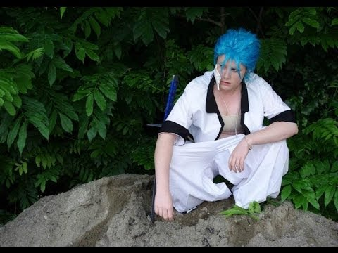 Making of: Grimmjow Jeagerjaques