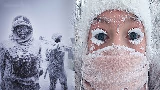 Top 10 Coldest Places In The World
