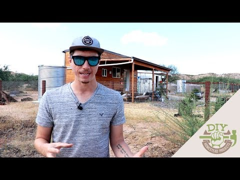 What Is The Point Of Off-Grid Homesteading?