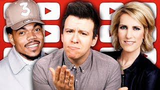 "Mass Boycott of Laura Ingraham Explained, Chance Responds To ""Racist"" Ad"", Groupon Scandal, & More"