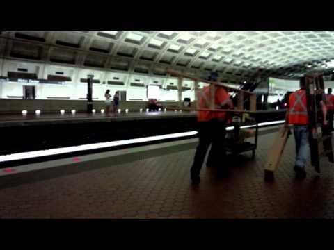 Metro transit repairs