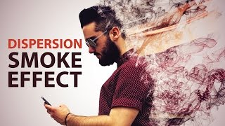 Dispersion Effect | Photoshop Tutorial