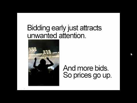 Auction Sniper 101: Stop Losing eBay Auctions!