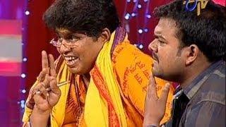 Jabardasth - Roller Raghu Performance on 21st March 2013