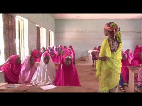 In Nigeria, bringing the message of education for all