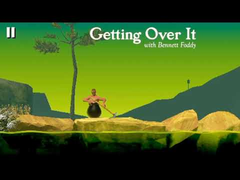 Getting Over It   First Time Playing