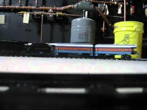 Polar Express video