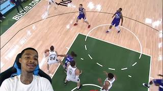 """FlightReacts NBA """"Play Of The Night"""" MOMENTS!"""