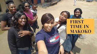 First Time in Makoko, Lagos || Sights and Sounds of Makoko ||