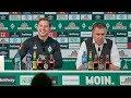 Vor Borussia Dortmund Die Highlights Der Werder Bremen Pressekonferenz In 1899 Sekunden