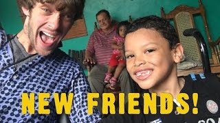 A 7 Year-Old Beat Me at Basketball! - Wheels Up Nicaragua #2