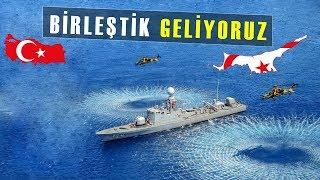 Türkiye Kıbrıs İle Birleşti! Şimdi Onlar Düşünsün!
