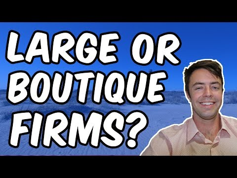 Joining A Large Or Small Real-Estate Firm?