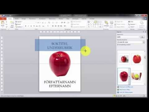 Create Ebook Cover Art With Microsoft Powerpoint [ENG SUB]