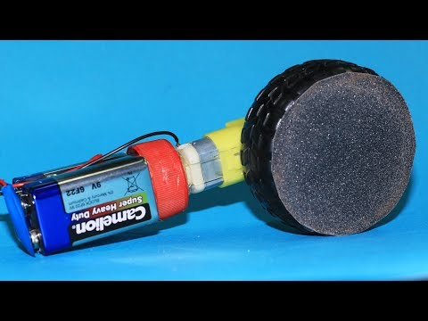 How to Make a Powerful Tools Electric Cleaner at Home