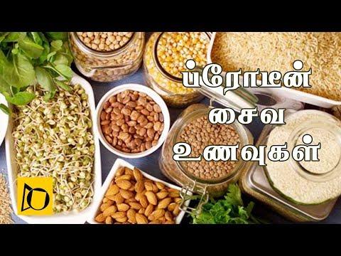 ப்ரோடீன் சைவ உணவுகள் | Mulai Payaru Benefits in Tamil | Non Veg Alternative Protein Rich Foods