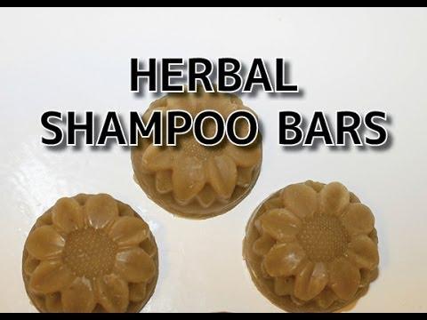 *111* Homemade Shampoo Bars