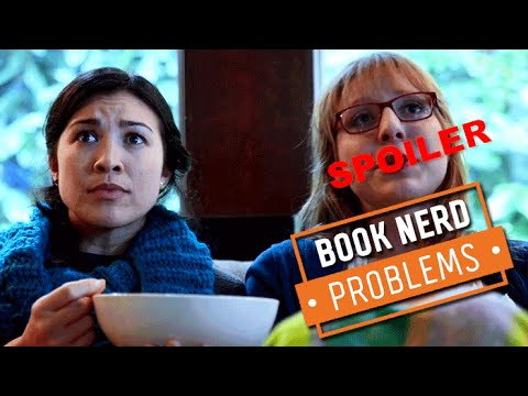 Book Nerd Problems | Spoiling the Movie Adaptation of Your Favorite Book