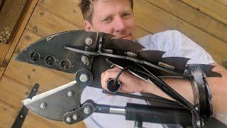 Arm Mounted Hydraulic JAWS