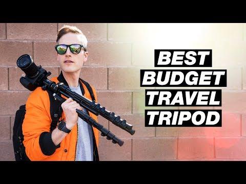 Best Budget Travel Tripod — K&F Concept Tripod Review