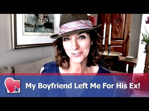 My Boyfriend Left Me For His Ex! - by Allana Pratt (for Digital Romance TV)