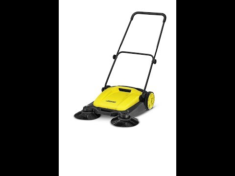 Review: Karcher 1.766-303.0 S650 Cleaner, Yellow/Black