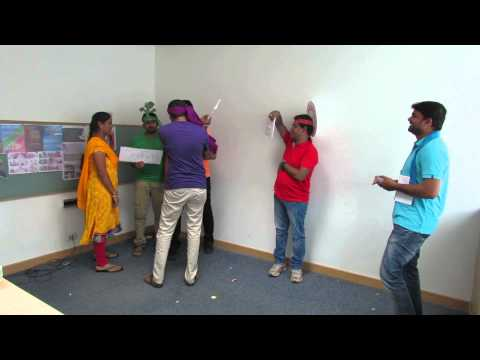 Go Green Save Earth..The small skit may...