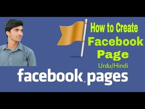 How to create Facebook Official Page on Android by Technical Zaheer