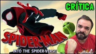 Download HOMEM-ARANHA NO ARANHAVERSO (Spider-Man: Into the Spider-Verse, 2018) - Crítica Video