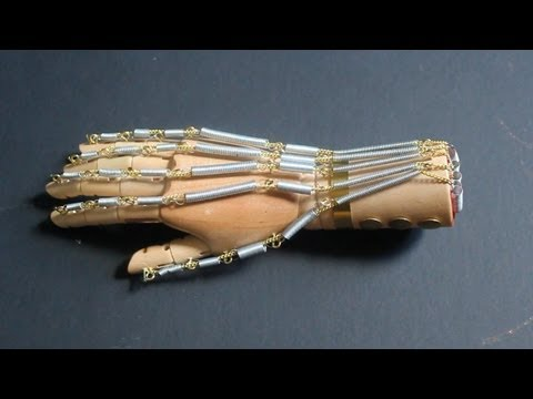 Steampunk Mechanical Hand