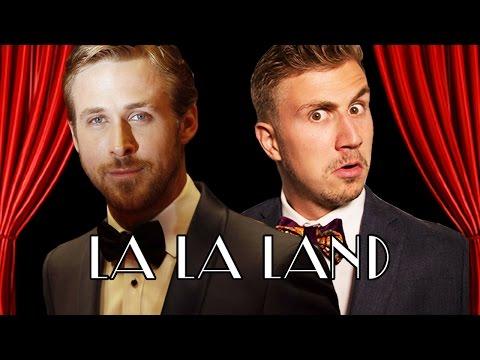 HOW I CRASHED a HOLLYWOOD Premiere - LA LA LAND OSCARS 2017