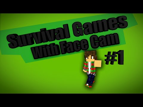 Survival Games - WITH FACE CAM #1