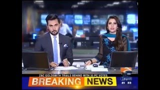 Abdullah Sultan And Rabia Anum Geo News