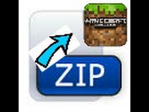 How to download mcpe maps from zip files!!!!