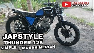 The Best Thunder Japstyle By Wijaya Retro Classic Hp