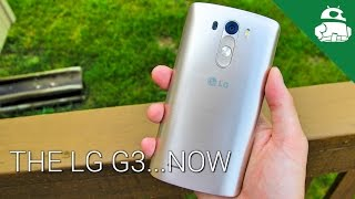 LG G3... Now.