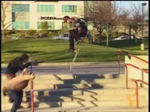 Historical skateboarding tricks 2