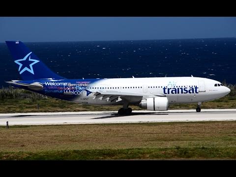 Pakistan International Airlines Airbus A310 300 Ap Bgp Landing At