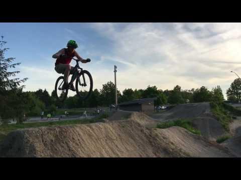 Civic Field Dirt Jumps
