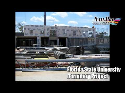 Florida State University - Densglass to Steel Stud